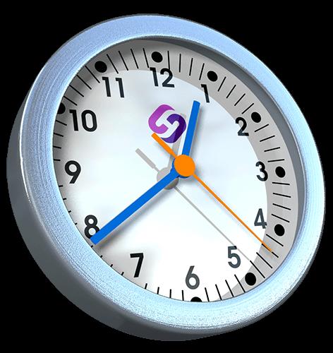 SH Recruitment Clock